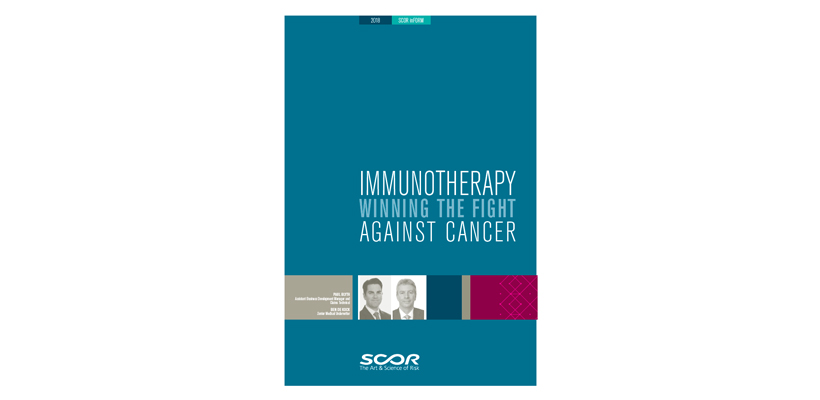 IMMUNOTHERAPY: WINNING THE WAR AGAINST CANCER   SCOR COM