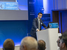 Laurent Rousseau - Deputy Chief Executive Officer of SCOR Global P&C