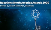 "SCOR wins ""Excellence in Claim Service"" Award at the Reactions North America Awards 2020"