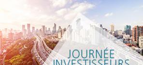 Mobile visual for Journée investisseurs 2018 :  SCOR va de l'avant