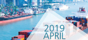 Mobile visual for April 2019 P&C Renewal Results