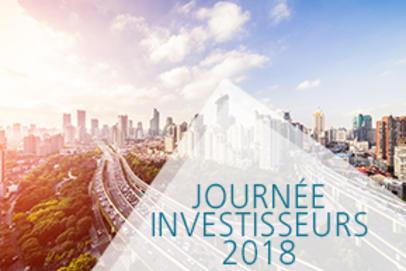 Desktop visual for Journée investisseurs 2018 :  SCOR va de l'avant