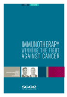 Visual for Immunotherapy - Winning the fight against Cancer
