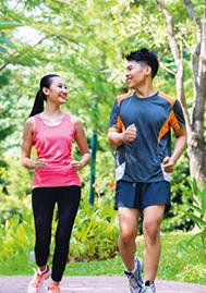Visual for SCOR Global Life continues to promote Healthy lifestyles in Asia-Pacific by collaborating with Garmin® health for its Biological Age Model