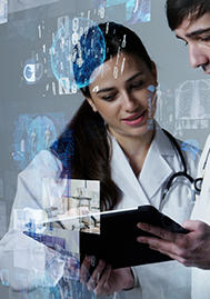 Visual for Electronic Health Records: Adapting to a Different Underwriting Experience