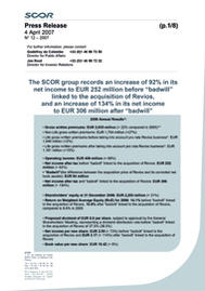 Visual for 2006 Annual Results