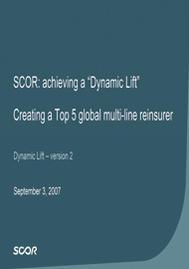 Visual for Dynamic Lift V2 - 3 September 2007