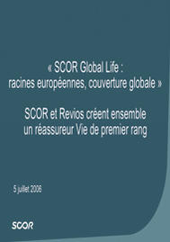 Visual for SCOR joins forces with Revios