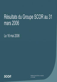 Visual for 2006 Results Q1