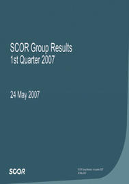 Visual for 2007 Q1 Results