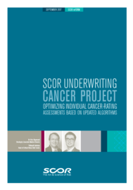 Visual for SCOR inFORM - Cancer project