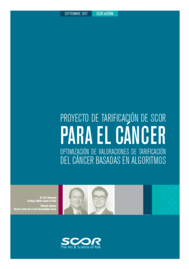 Visual for SCOR inFORM - Cancer project (Spanish version)