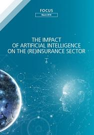 Visual for The Impact of Artificial Intelligence on the (Re)Insurance Sector