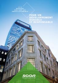 Visual for Rapport ESG sur les investissements 2018 (Article 173)