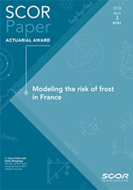Visual for SCOR Paper #41 - Modeling the risk of frost in France