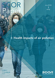 Visual for Health Impacts of Air Pollution