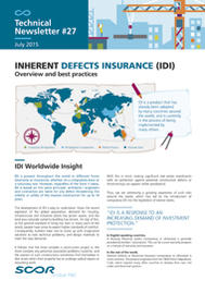 Visual for Inherent Defects Insurance (IDI) - Overview and best practices