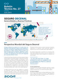 Visual for Inherent Defects Insurance (IDI) - Overview and best practices - Spanish version