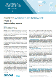 Visual for Technical Newsletter #39 - Guide to Agriculture and Insurance Part III