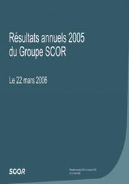 Visual for 2005 Annual Results