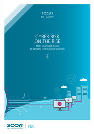 Visual for Focus #22 - Cyber Risk on the Rise
