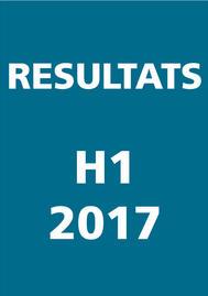 Visual for SCOR enregistre une solide performance au premier semestre 2017, avec un résultat net de EUR 292 millions,  et lance un programme de rachat d'actions