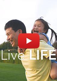Visual for SCOR Global Life - Live Life